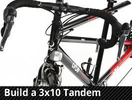 Build a Drop Bar Tandem